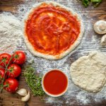 Pizza Dough & Toppings Pack