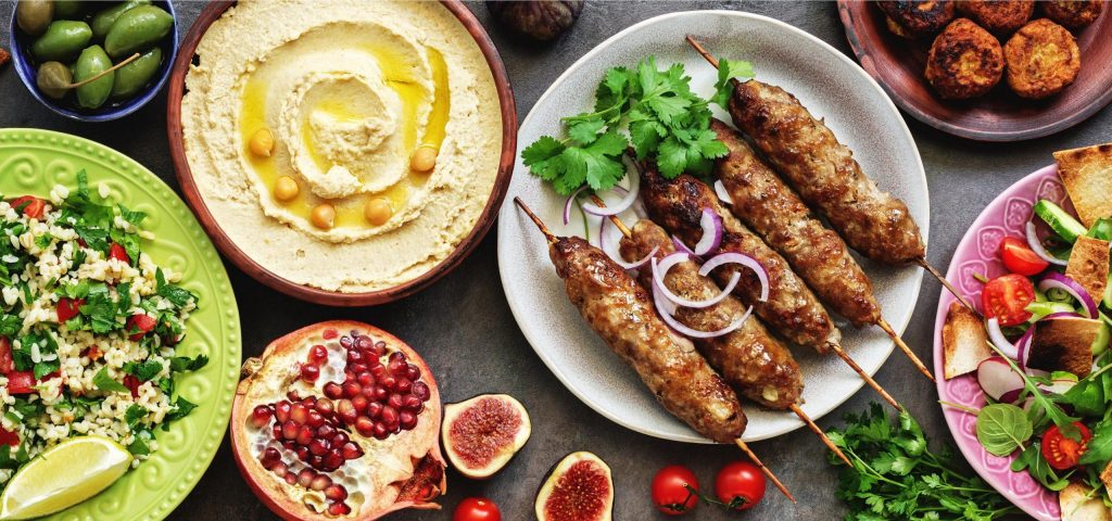 Eat Lebanese – ONLINE MEZZA COOKING CLASS