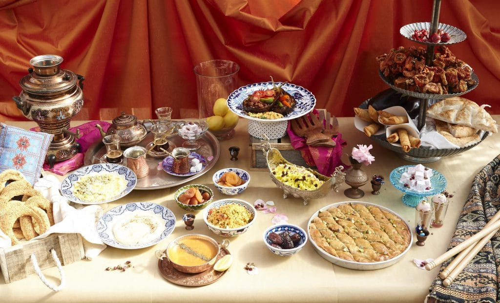 Eat Istanbul – An Assault on your Senses – ONLINE COOKING CLASSS