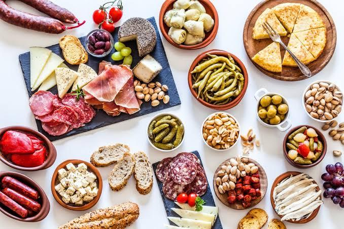 Online Eat Spanish – Tapas, Sangria & Basque Cheesecake Images